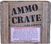 Ammo Crate 182 Shot